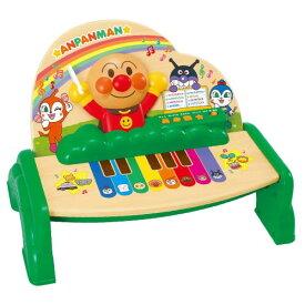 アンパンマン 木のやさしいスマートタッチピアノおもちゃ こども 子供 知育 勉強 1歳5ヶ月