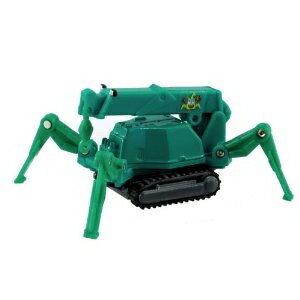 トミカ 063 前田製作所 かにクレーン(ブリスター) おもちゃ こども 子供 男の子 ミニカー 車 くるま 3歳