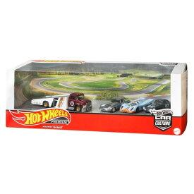 ホットウィール PREMIUM SET #4おもちゃ こども 子供 男の子 ミニカー 車 くるま