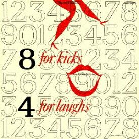 ルー・スタイン/8フォー・キックス・4フォー・ラフス《完全生産限定盤》 (初回限定) 【CD】