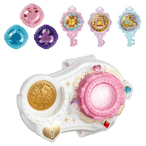 【送料無料】ひみつ×戦士 ファントミラージュ! ファントミリスティDX おもちゃ こども 子供 女の子 3歳