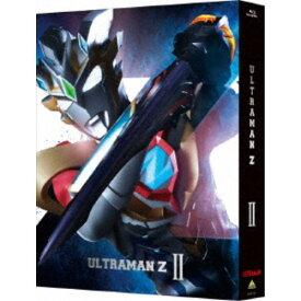 ウルトラマンZ Blu-ray BOX II 【Blu-ray】