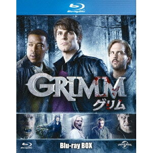 GRIMM/グリム BD-BOX 【Blu-ray】