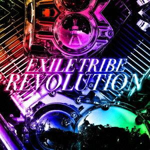 【送料無料】EXILE TRIBE/EXILE TRIBE REVOLUTION 【CD+Blu-ray】