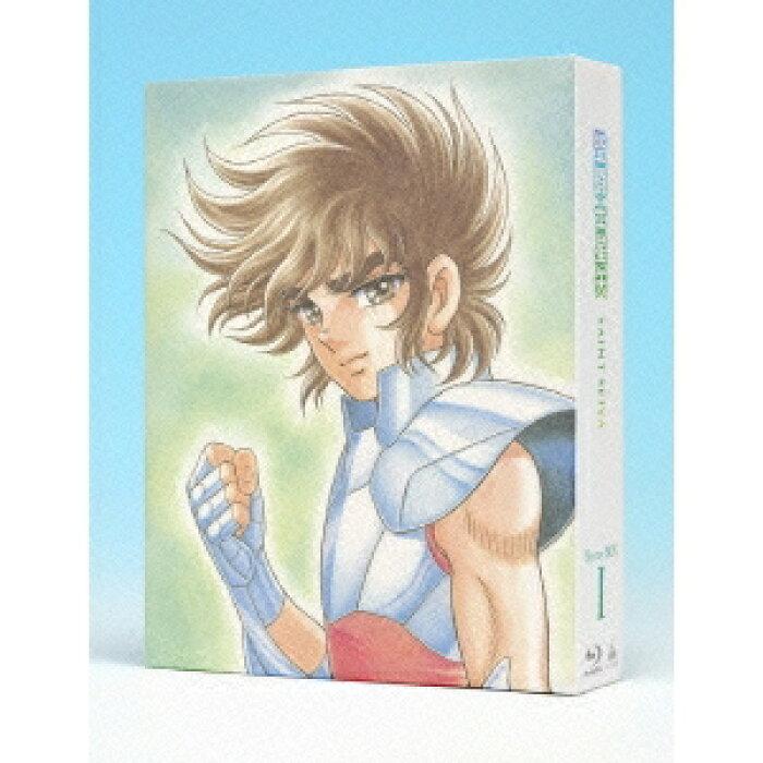 聖闘士星矢 Blu-ray BOX I 【Blu-ray】
