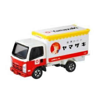 トミカ 049 ヤマザキ・パン トラック(ブリスター)