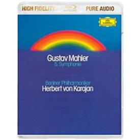 マーラー:交響曲第5番《ブルーレイディスク・オーディオ》 【Blu-ray】