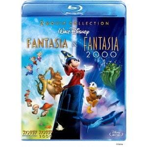 ファンタジア ダイヤモンド・コレクション&ファンタジア 2000 ブルーレイ・セット 【Blu-ray】