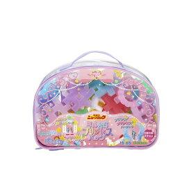 ニューブロック ミルきらプリンセスバッグおもちゃ こども 子供 知育 勉強 2歳