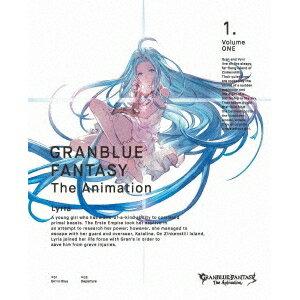 GRANBLUE FANTASY The Animation 1《完全生産限定版》 (初回限定) 【DVD】