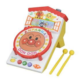 アンパンマン カンタンたのしい!おうちでどんどん♪アンパンマン おもちゃ こども 子供 知育 勉強 1歳6ヶ月