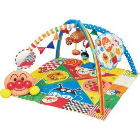 アンパンマン ベビラボ 脳科学メロディ あそんではぐくむプレイマットDXおもちゃ こども 子供 知育 勉強 ベビー 0歳