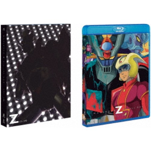 【送料無料】マジンガーZ Blu-ray BOX VOL.3 (初回限定) 【Blu-ray】