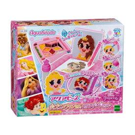 アクアビーズ ディズニープリンセス スタンダードセット おもちゃ こども 子供 女の子 ままごと ごっこ 作る 6歳