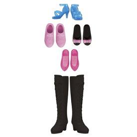 リカちゃん LG-01 リカちゃんシューズセット おもちゃ こども 子供 女の子 人形遊び 小物 3歳
