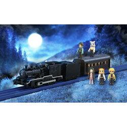 プラレール鬼滅の刃無限列車鬼殺隊と禰豆子おもちゃこども子供男の子電車3歳