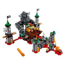 LEGOレゴスーパーマリオけっせんクッパ城!チャレンジ71369おもちゃこども子供レゴブロック