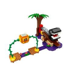 LEGOレゴスーパーマリオワンワンのとつげき!チャレンジ71381おもちゃこども子供レゴブロック3歳