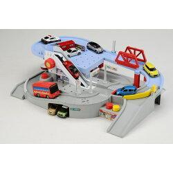 【送料無料】トミカワールドトミカと走ろう!ぐるぐるバスタウンおもちゃこども子供男の子ミニカー車くるま3歳