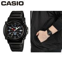 [正規取扱][メーカー専用ボックス付]カシオスタンダードウォッチHDA-600B-1BJF腕時計プレゼントギフト【CASIO/カシオ】