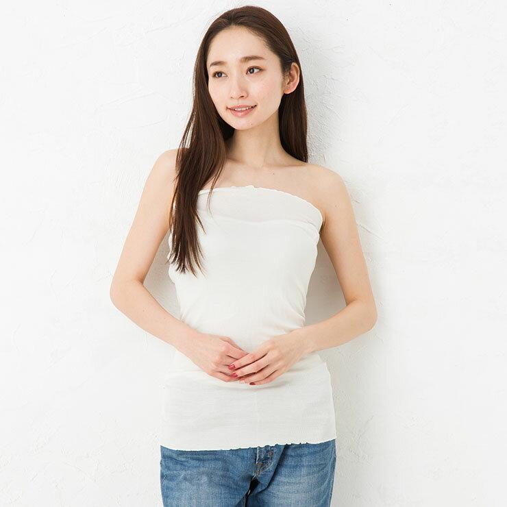 シルク 腹巻 日本製 ロングタイプ 60cm 肌側シルク100% レディース メンズ 男女兼用 白オフホワイト