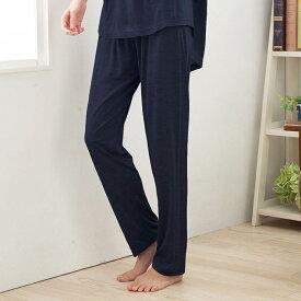 シルク100%ジャージー ルームパンツ 日本製 レディース パジャマ ピンク グレー ネイビー紺 M-L