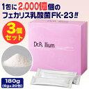 ニチニチ製薬 乳酸菌サプリメント Dr. Psyllium ドクターサイリウム 乳酸菌・食物繊維配合 180g (6g×30包) 3個セット