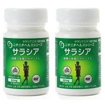 ニチニチ製薬サラシアエキス配合サプリメントサラシア250mg90粒2個セット