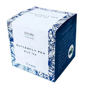 スリムトビラ 青いお茶 ハーブティー Butterfly Pea Blue Tea バタフライピー ブルーティー 2.6g 14包入り