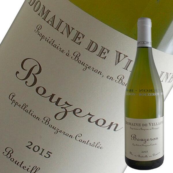 【エントリーでポイント最大24倍】ブーズロン[2015]ヴィレーヌ(白ワイン ブルゴーニュ)
