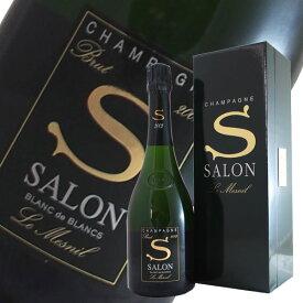 サロン ブラン ド ブラン[2002]サロン(シャンパン)【ギフトボックス】【正規品】