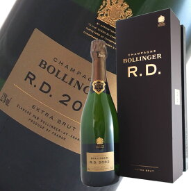 ボランジェ RD(アール ディー)[2002]ボランジェ(シャンパン)【ギフトボックス】