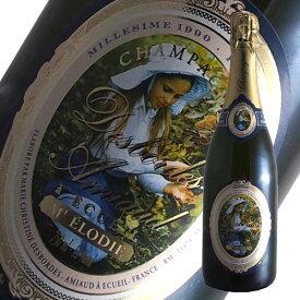 ブリュット ミレジム プルミエクリュ キュヴェ メロディ[1990]デボルド アミオー(スパークリングワイン シャンパン)