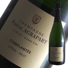 コンプランテ エキストラブリュット グランクリュ[N.V]アグラパール(スパークリングワイン シャンパン)