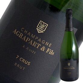 7クリュ ブリュット[N.V]アグラパール(シャンパン)