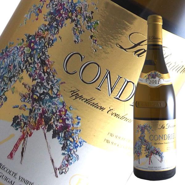 コンドリュー ラ ドリアンヌ[2013] ギガル(白ワイン フランス)