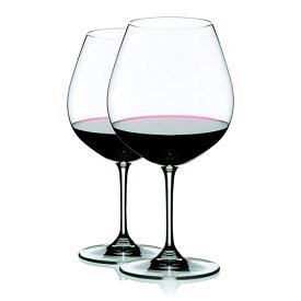 リーデル ヴィノム(6416/7)ピノ ノワール(ブルゴーニュ)グラス2脚セット【お取り寄せ】