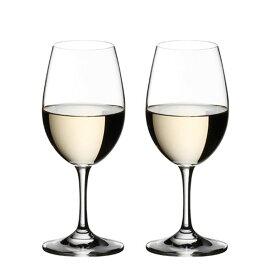 リーデル オヴァチュア(6408/5)ホワイトワイングラス2脚セット【お取り寄せ】