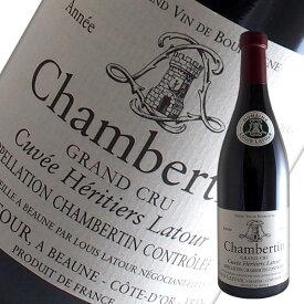 シャンベルタン特級キュヴェ エリティエ ラトゥール[2006]ルイ ラトゥール(赤ワイン ブルゴーニュ)