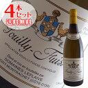 【送料無料】4本セット プイィ フュイッセ[2016]ルフレーヴ(白ワイン ブルゴーニュ)