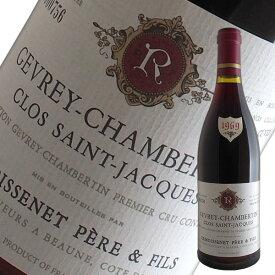 ジュヴレ シャンベルタン1級クロ サン ジャック[1969]ルモワスネ(赤ワイン ブルゴーニュ)
