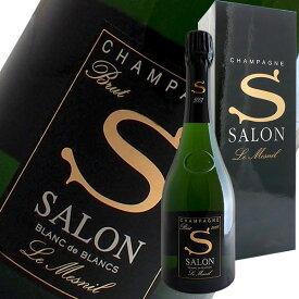 サロン ブラン ド ブラン[2007]サロン(シャンパン)【ギフトボックス】【正規品】
