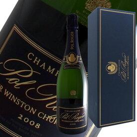 ポル ロジェ キュヴェ サー ウィンストン チャーチル[2008]ポル ロジェ(シャンパン)【ギフトボックス】