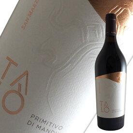 タロ プリミティーヴォ ディ マンドゥーリア[2017]サン マルツァーノ(赤ワイン イタリア)