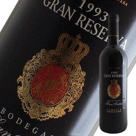 グラン レゼルバ[1993]ボデガス サン イシドロ(赤ワイン スペイン)