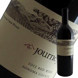 【送料無料】2本セット ジャーニー レッド[2013]マタンザス クリーク(赤ワイン カリフォルニア)