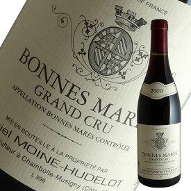 ボンヌ マール特級[2000]ダニエル モワンヌ ユドロ(赤ワイン ブルゴーニュ)