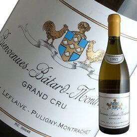 ビアンヴィニュ バタール モンラッシェ特級[1997]ルフレーヴ(白ワイン ブルゴーニュ)(リコルク)