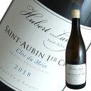 サン トーバン1級クロ デュ メ[2018]ユベール ラミー(白ワイン ブルゴーニュ)