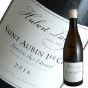 サン トーバン1級デリエール シェ エドゥアール ブラン[2018]ユベール ラミー(白ワイン ブルゴーニュ)